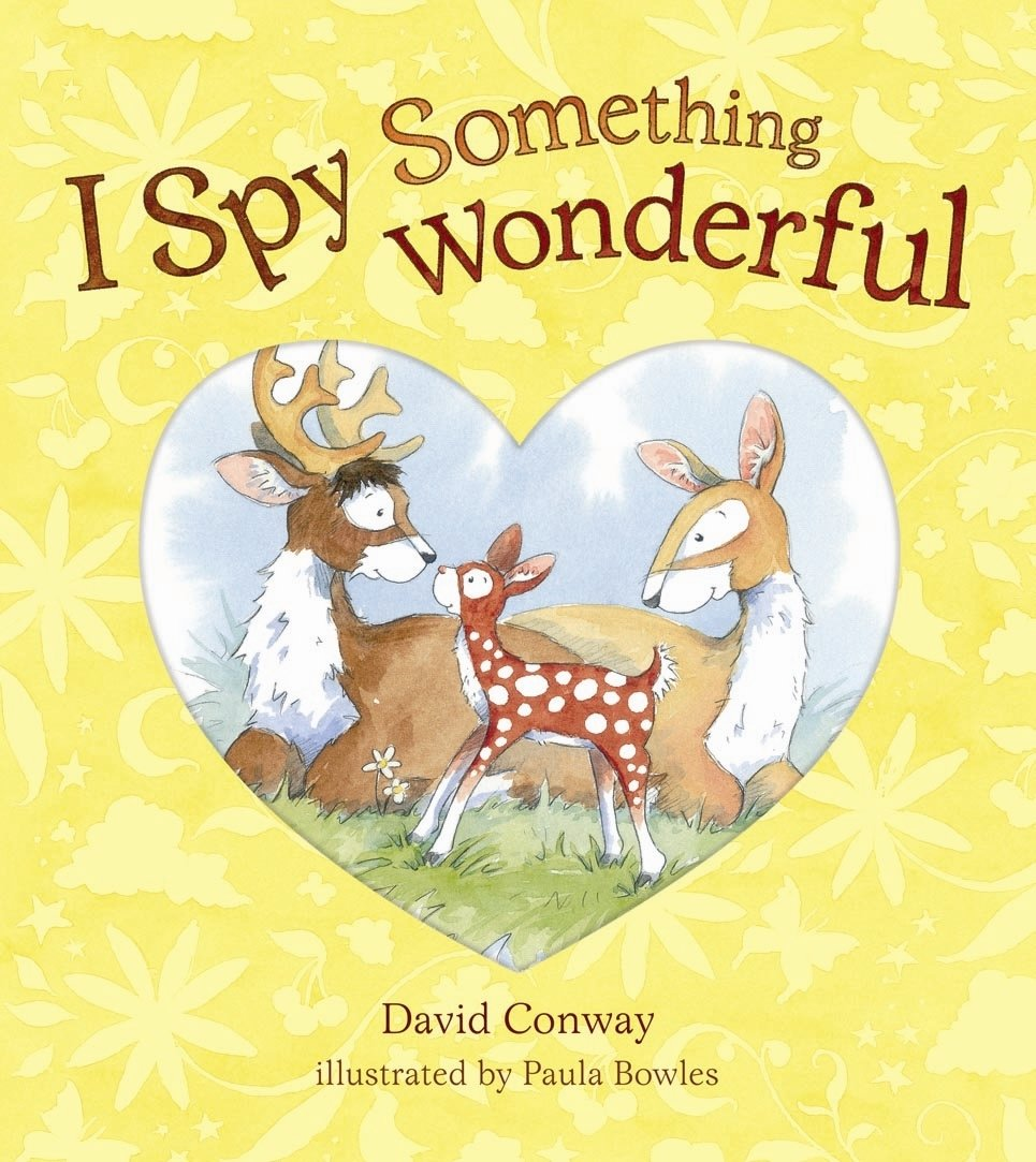 Read Online I Spy Something Wonderful ebook