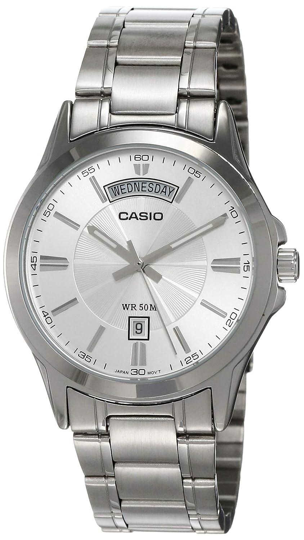 Amazon.com: Casio mtp-1381d-7avdf de los hombres clásico de ...