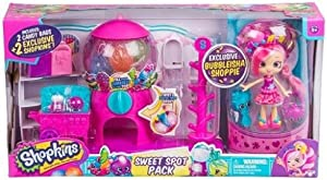 Shopkins Sweet Spot pack with Exclusive Bubbleisha