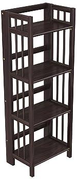"Stony-Edge Folding 16"" Bookshelf"