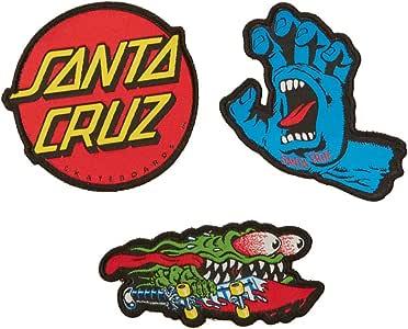 Parches para ropa Santa Cruz Classic Patch Set (3 Pack): Amazon.es: Deportes y aire libre