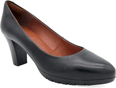 Desireé Hecho en España - Zapatos de tacón para Mujer Cuero Real ...