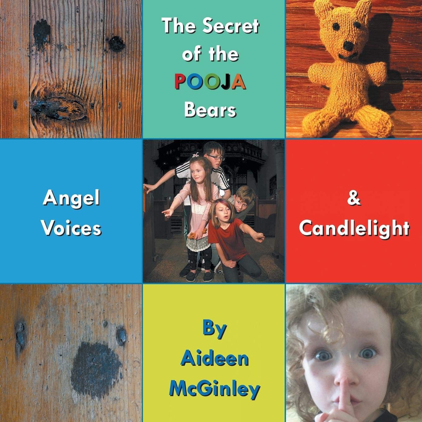 The Secret of the Pooja Bears: Angel Voices & Candlelight