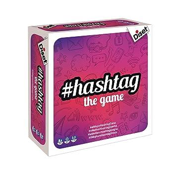 Diset Hashtag Juego De Mesa Amazon Es Juguetes Y Juegos