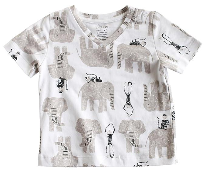Amazon.com  100% Organic Cotton Jersey Baby T-Shirt