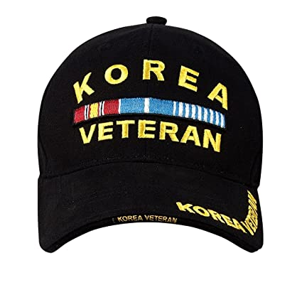 7b0a4af1f70 Amazon.com  Rothco Korea Veteran Deluxe Low Profile Cap  Sports ...