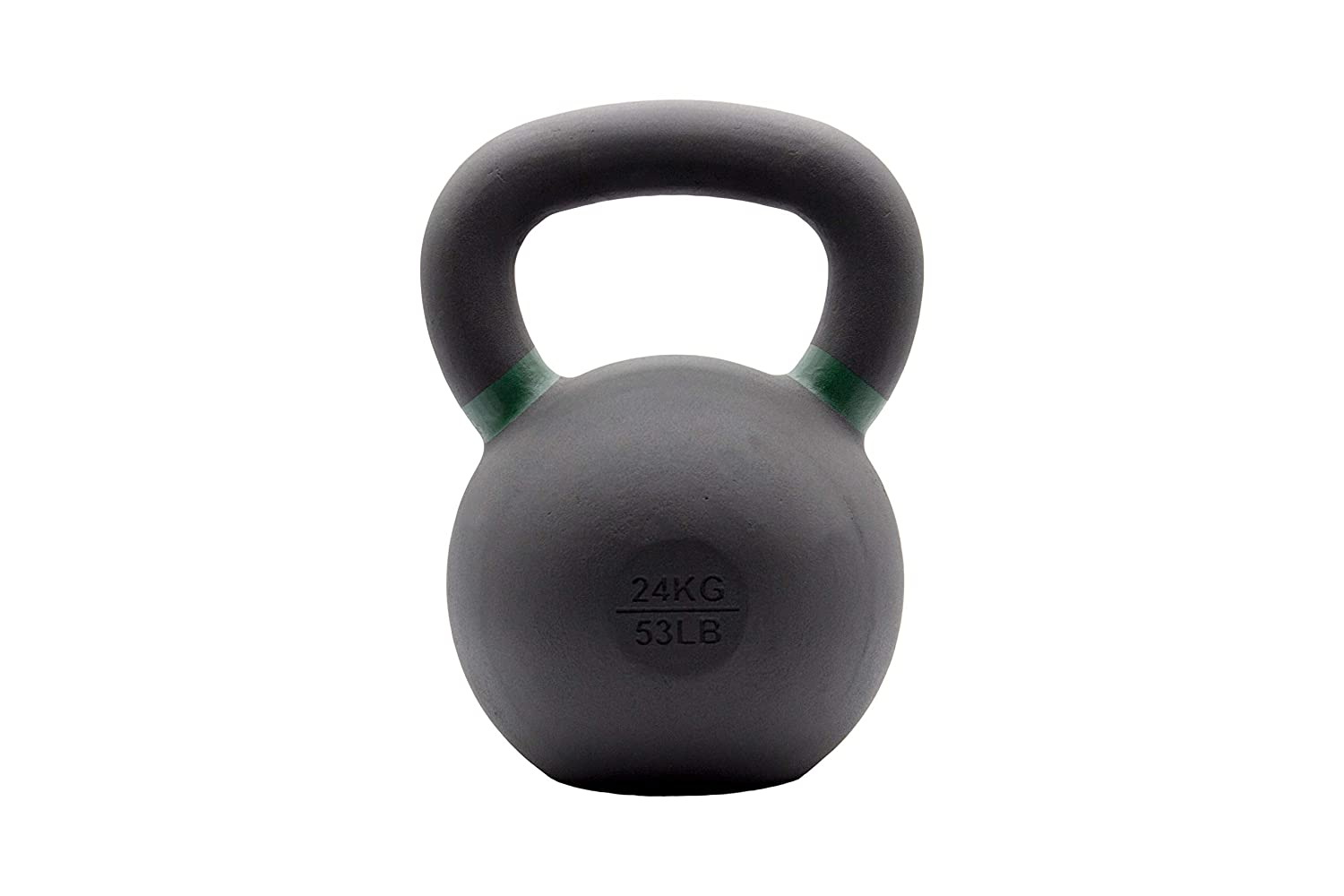 Kettlebell Kings Kettlebell Weights Powder Coat Kettlebell Weights for Women Men Powder Coating for Durability, Rust Resistance Longevity