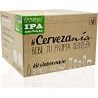 #Cervezanía - Kit de elaboración de cerveza artesana