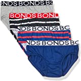 Bonds Boys Underwear Brief (4 Pack)