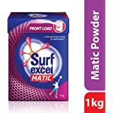 Surf Excel Matic Front Load Detergent Powder, 1 kg