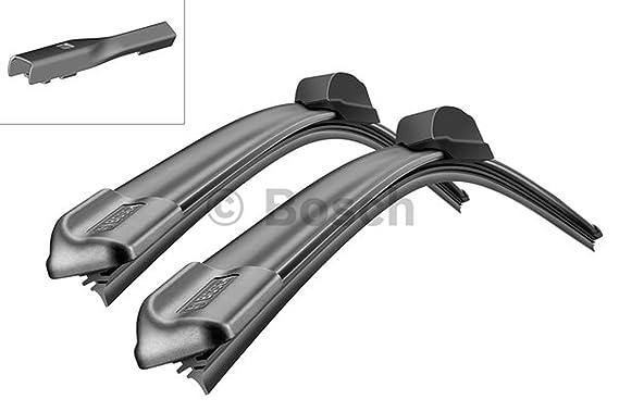 Bosch Aerotwin A620S 3397007620 - Limpiaparabrisas 600/475 + 2 x Gelan para limpiaparabrisas, - Set [fop del paquete]: Amazon.es: Coche y moto