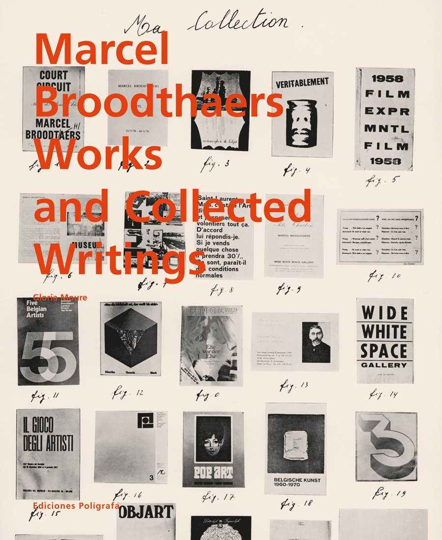 Marcel Broodthaers Collected Writings