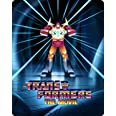 The Transformers: The Movie - 35th Anniversary Limited Edition Steelbook 4K Ultra HD + Blu-ray
