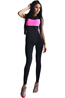 Latest Collection Of Womens Casuil Jumpsuit Active Wear Sleeveless Fitness Stretch Tops Professional Design Women's Clothing