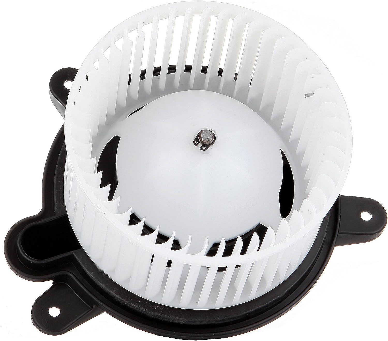 HVAC plastic Heater Blower Motor w/Fan ABS Cage ECCPP for 1997-2001 Jeep Cherokee/ 1997-2001 Jeep Wrangler