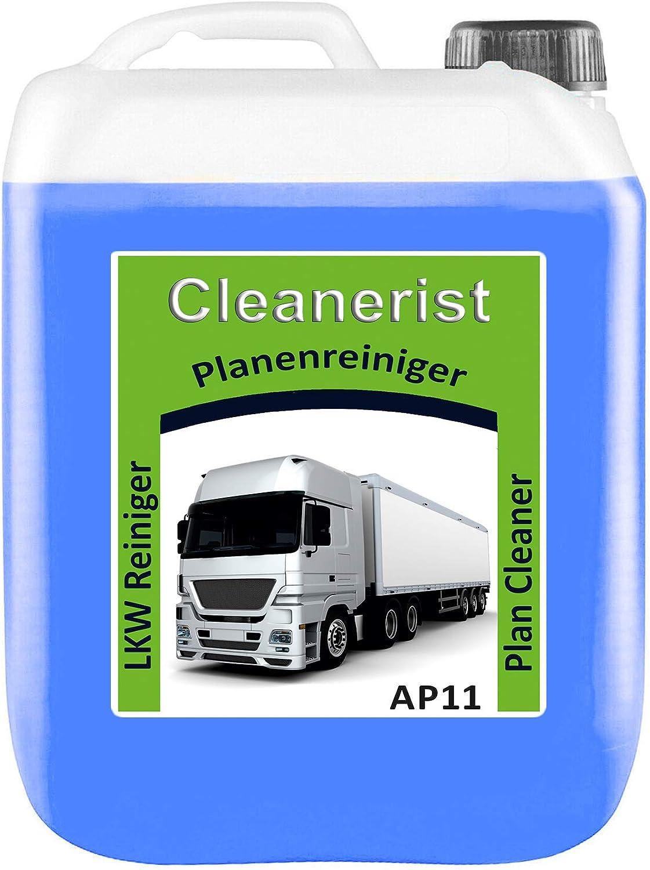5 Liter Cleanerist Ap11 Lkw Planenreiniger Zeltplanenreiniger Pvc Reiniger Konzentrat Auto