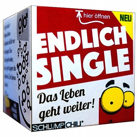 Schön Endlich Single   Das Witzige Geschenk Set   Eine Aufmunterung Zum Anti  Valentinstag Oder Trennung