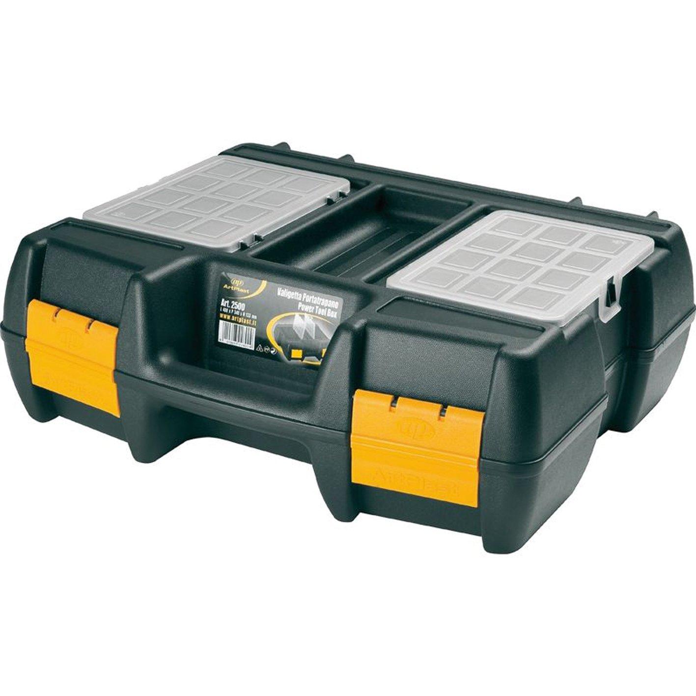 Art Plast SRL 2500 - Caja de herramientas, 40X34X13 product image