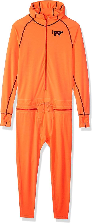 AIRBLASTER Men's Hoodless Outdoor Base Layer Ninja Suit