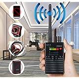 Hidden Camera Detector, UNKNOK Bug Detector [Anti-Spy][Ultra-high] RF Signal, Radio Frequency, GPS Detector Anti Spy Camera Finder Bug Sweaper Scanner Detection Device
