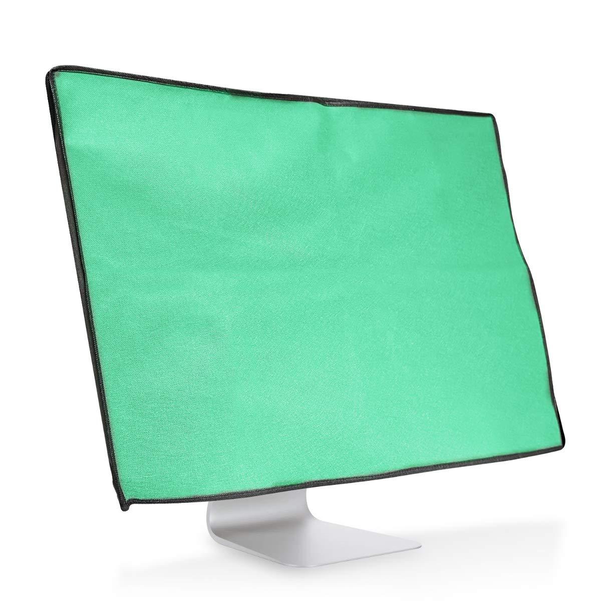 kwmobile 24-26' Monitor Cover - Protezione per Monitor Antipolvere per Schermo PC - Custodia Protettiva per 24-26' Monitor KW-Commerce 42629.71_m001132