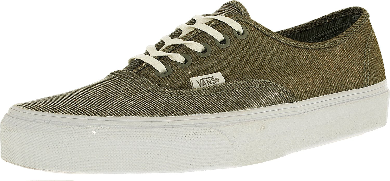 Vans Authentic B00WY6WZWE 8.5 D(M) US|Silver