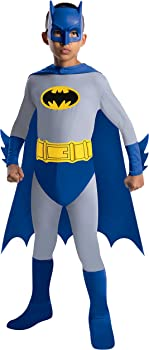 Batman The Brave and The Bold Batman Costume