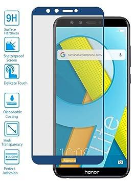 Todotumovil Protector de Pantalla Huawei Honor 9 Lite Azul ...