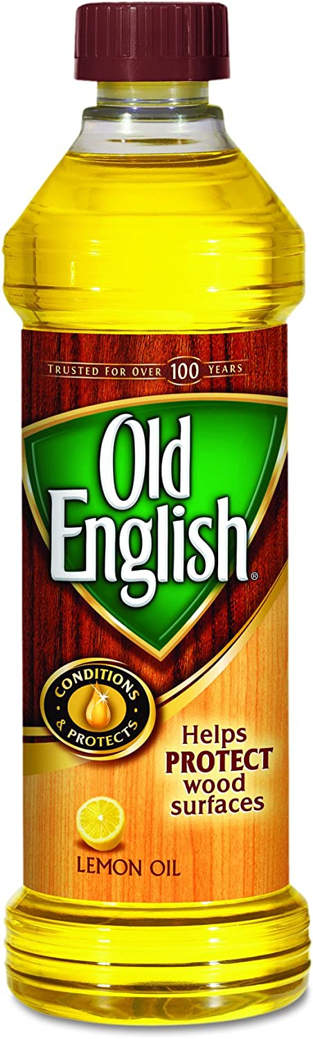 Old English Lemon Oil, 16-Ounce Bottle