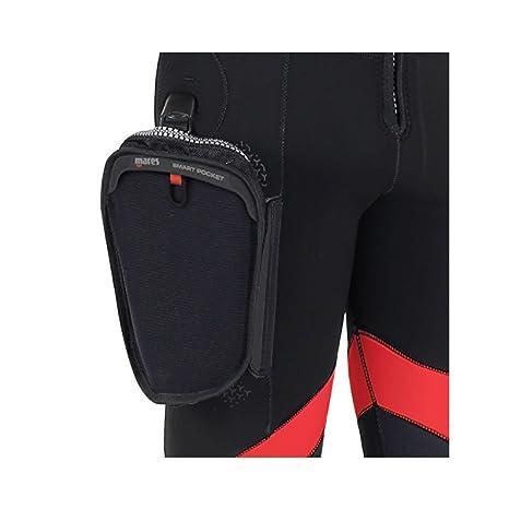 Mares Smart Pocket Bolsa de Deporte para Buceo, Black, One ...