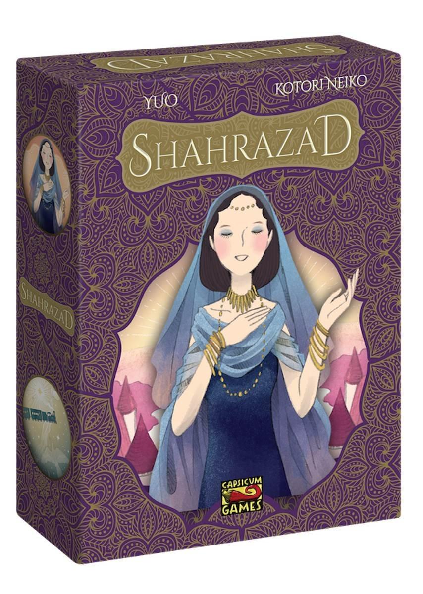 Capsicum Games - Shahrazad