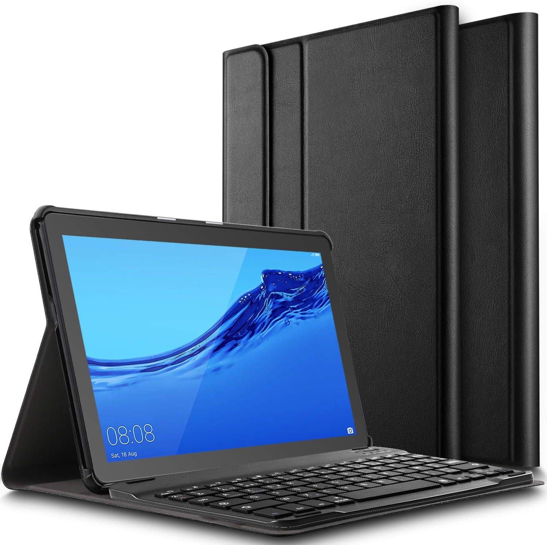 Protecteur d/écran et Stylet Inclus Kit de d/émarrage de Remplacement pour Tablette Huawei MediaPad T5 10 /étui avec Clavier
