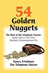 54 Golden Nuggets: The Best of the Telephone Doctor Paperback
