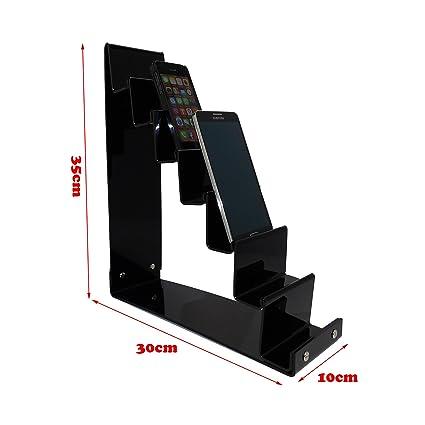 Complete Retail Solution Ltd acrílico Expositor de 7 Pisos ...