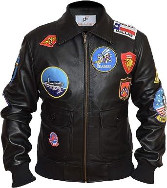 Men/'s Leather Jackets Figura Fashionz Leather Jackets for Men