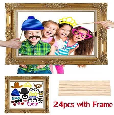 Malayas® Set de 24pzas Accesorios Photocall Photocalls con ...