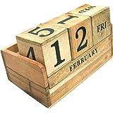 Ages Behind Wooden Calendar (Brown, 1513)