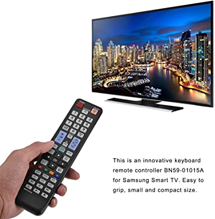 Vbestlife TV Control remoto, controlador de televisión de repuesto dedicado, control remoto de TV para Samsung BN59-01015A: Amazon.es: Electrónica