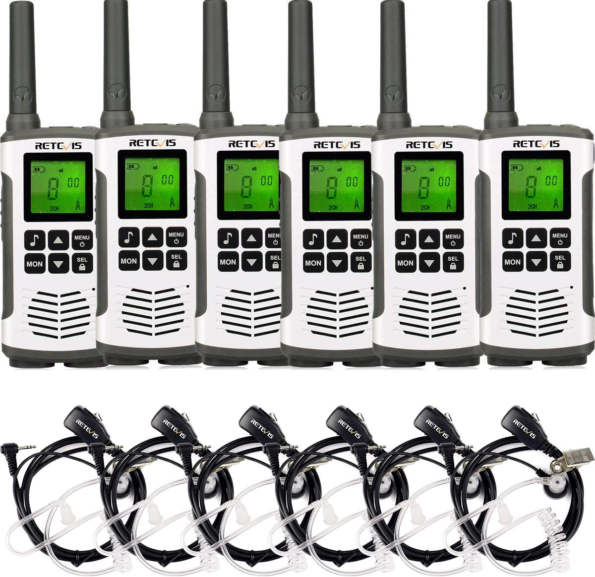 Retevis RT45 2 Way Radio Walkie Talkie Adult
