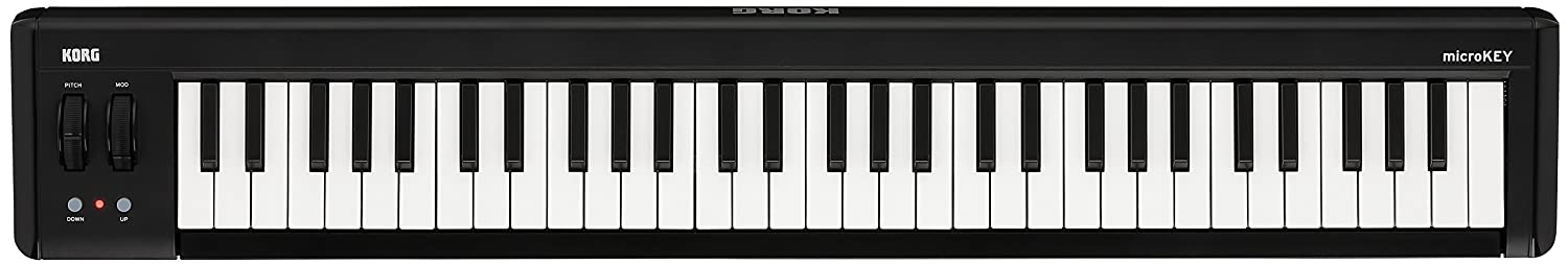 Korg microKEY2-37 - Key iOS-Powerable USB MIDI Controller with Pedal Input Korg USA Inc. MICROKEY237