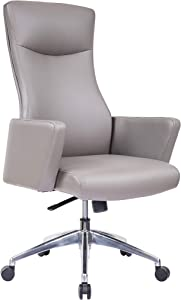 Techni Mobili Home & Office Office Chair, Taupe