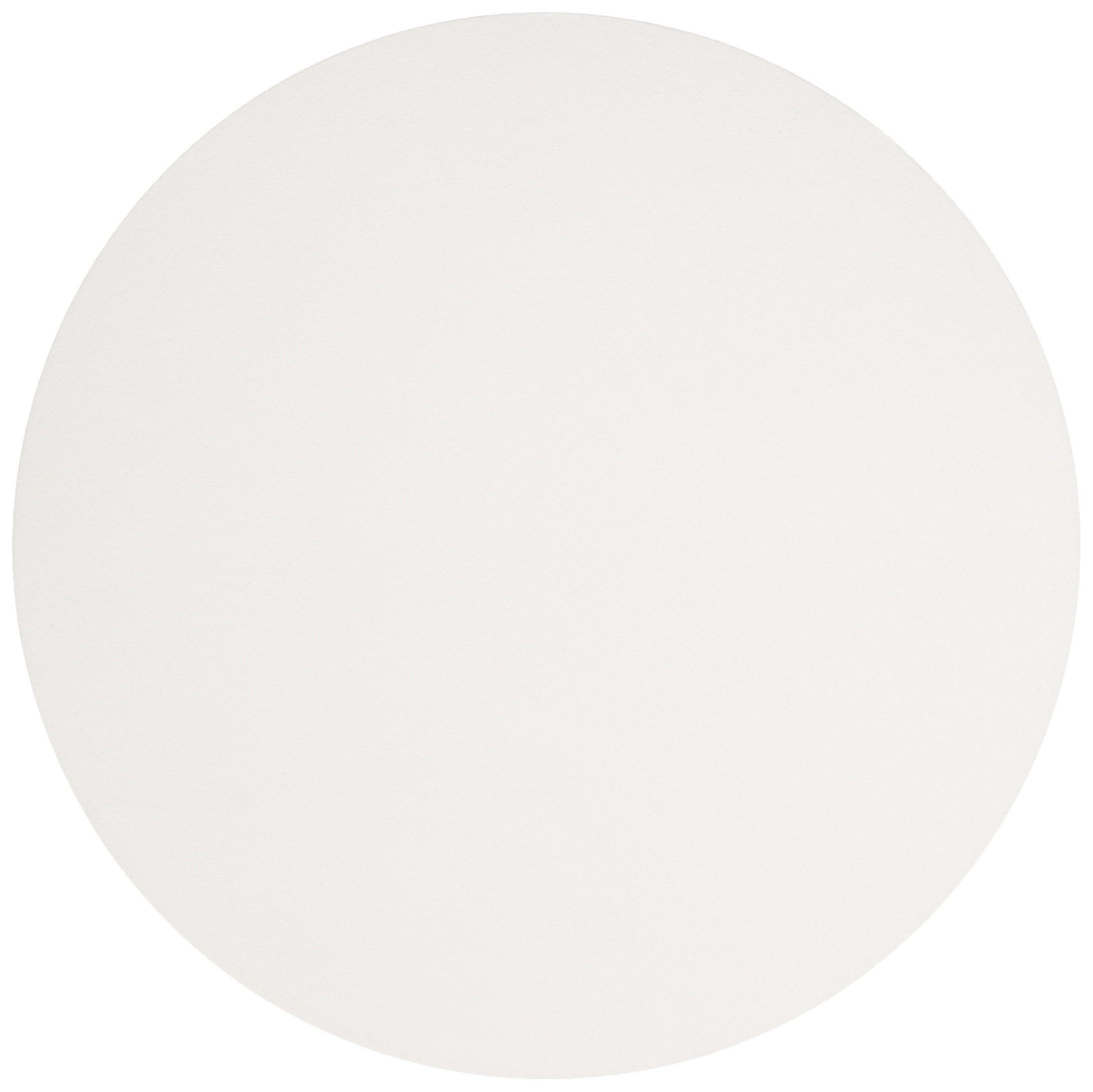 GE Whatman 10300210 Cotton Linters Ashless Qualitative Filter Paper, Grade 589/3, Circle, 110mm Diameter (Pack of 100) by Whatman