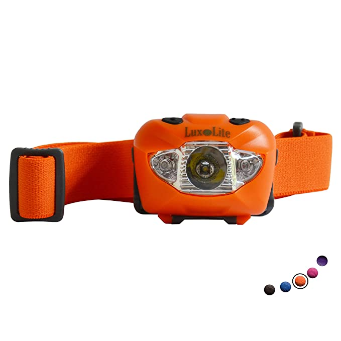 Best Fishing Headlamps : Luxolite Running Headlamp