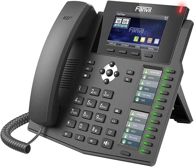 Fanvil Sip Phone X6 Poe Elektronik