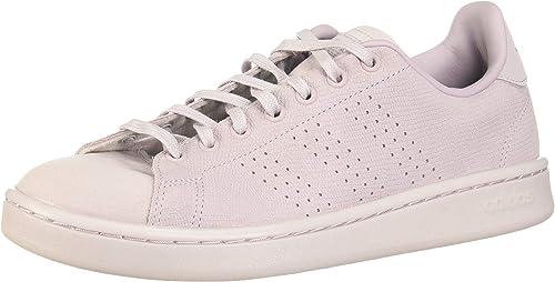 adidas Core Advantage EE7493 Chaussures de Sport pour Femme Mauve ...