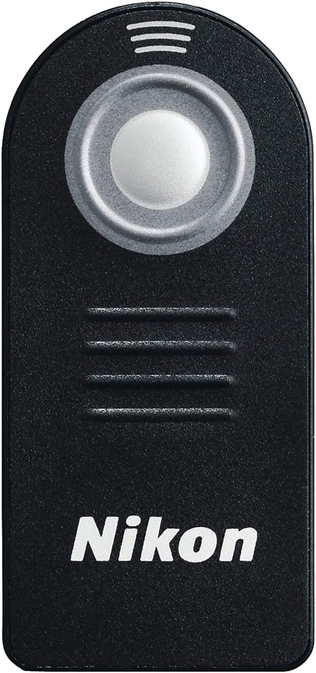 TELECOMANDO INFRAROSSI IR NIKON ML-L3 MLL3 PULSANTE DI SCATTO REMOTO D7500 D3400