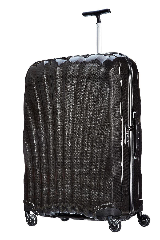 [サムソナイト] スーツケース COSMOLITE コスモライト スピナー81 123L 3.1kg 10年保証 保証付 123.0L 81cm 3.1kg 53452-1726 B00BVPGQ1Uブラック