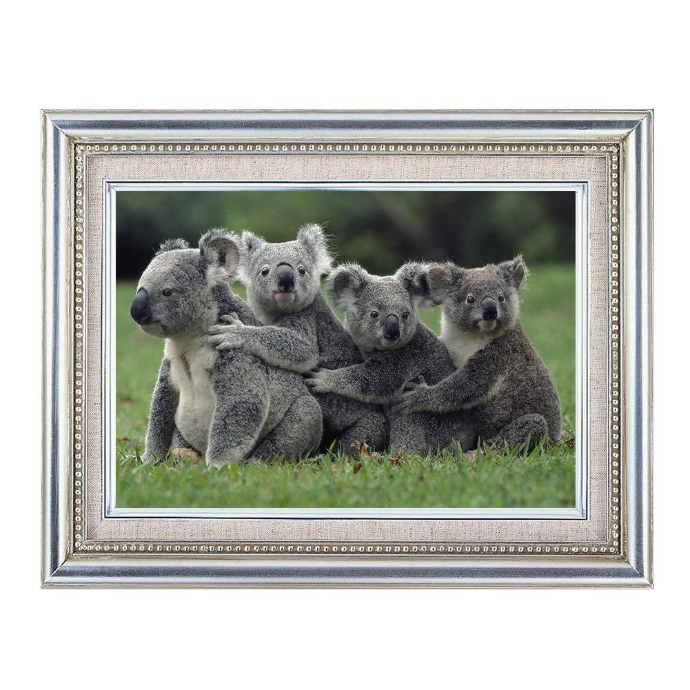 Diamond Painting Animals Diamond Embroidery Koala DIY Full Diamond Home Crafts 5d Square Diamonds Golden Panno
