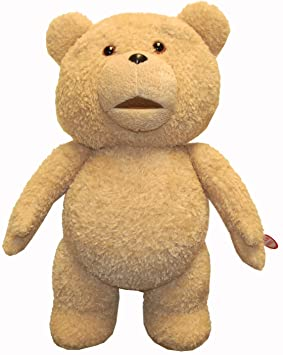Ted CW92955 - Oso de peluche (Commonwealth CW92955) - Peluche Lenguaje explícito (40cm