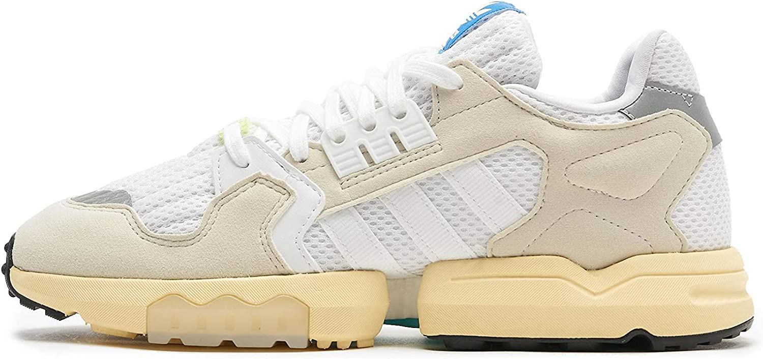adidas Originals ZX Torsion - Zapatillas deportivas para hombre, talla 44, color blanco